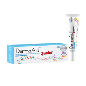 DermaAid Scar Gel Junior