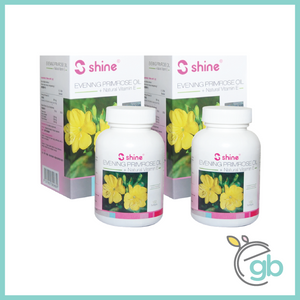 Shine Evening Primrose Oil 1,000mg