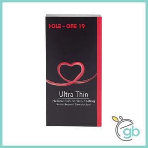 Hole-One 19 Ultra Thin Condom
