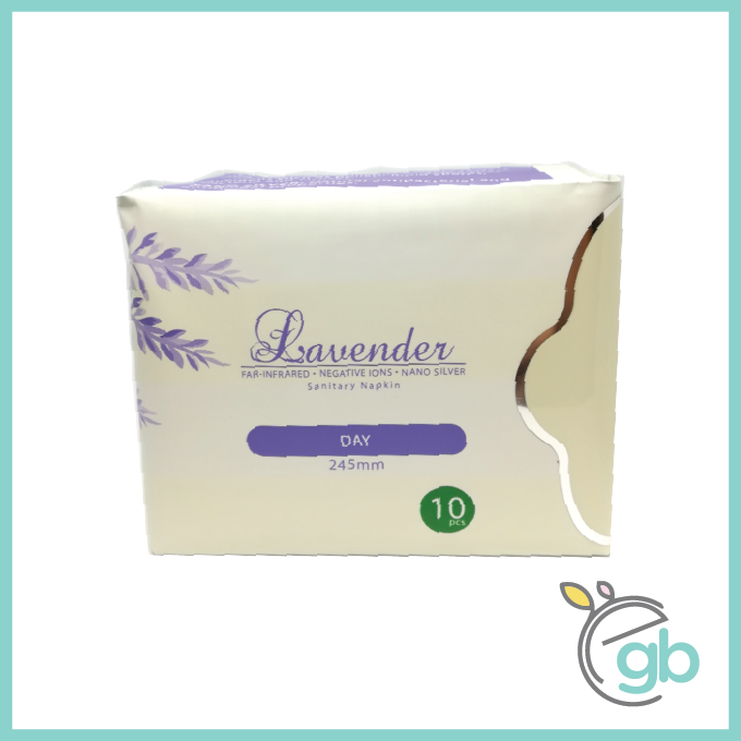 ProCare Lavendar Sanitary Pad for Day