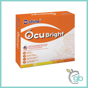 Shine OcuBright Fruit Powder Beverage