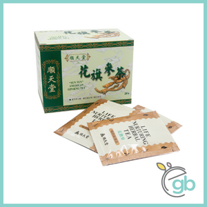 Sun Ten American Ginseng Tea