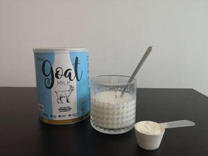 Shine Goat Milk