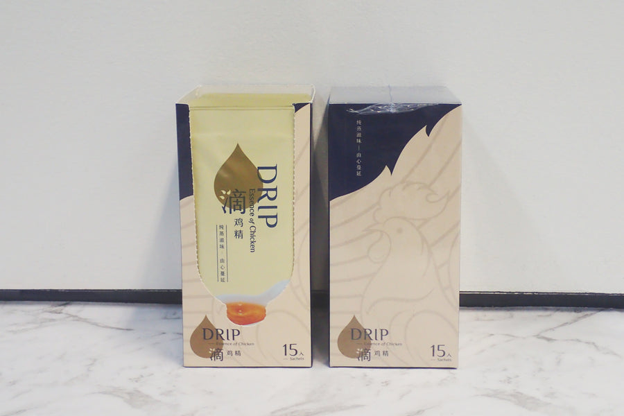 Toku Tsuru - DRIP Essence of Chicken (15 bags)