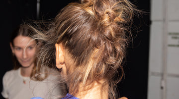 Future Updos @NYFW for PRISCAVera