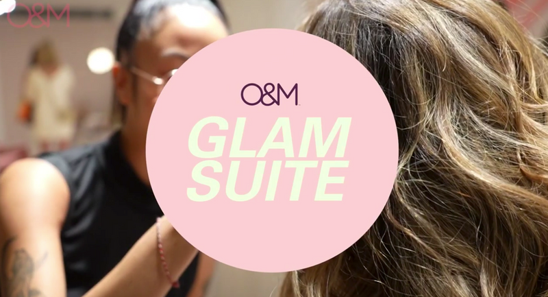 The O&M Glam Suite Event