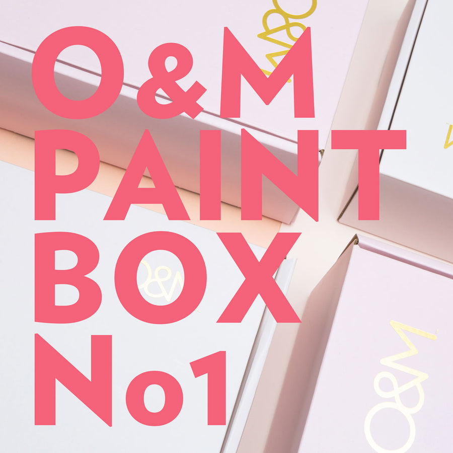 O&M Paint Box No. 1