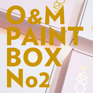 O&M Paint Box No. 2