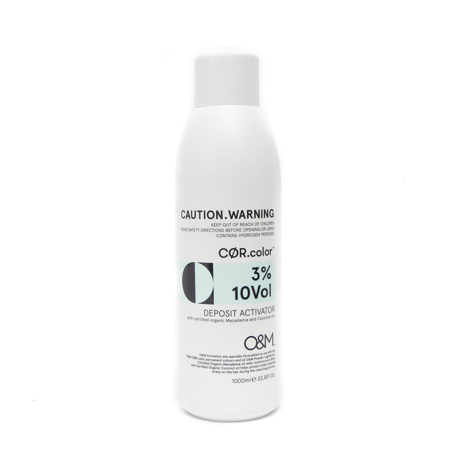 O&M CØR.color 3% (10Vol) Activator