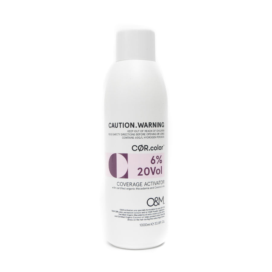 O&M CØR.color 6% (20Vol) Activator