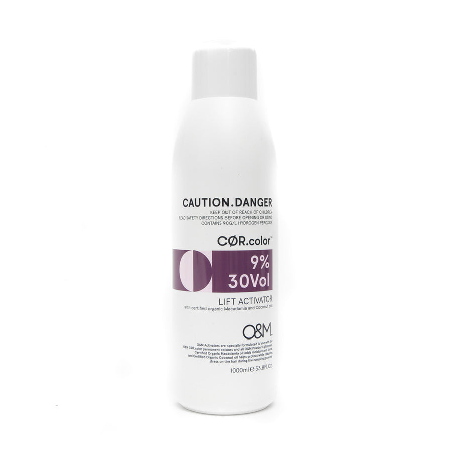 O&M CØR.color 9% (30Vol) Activator