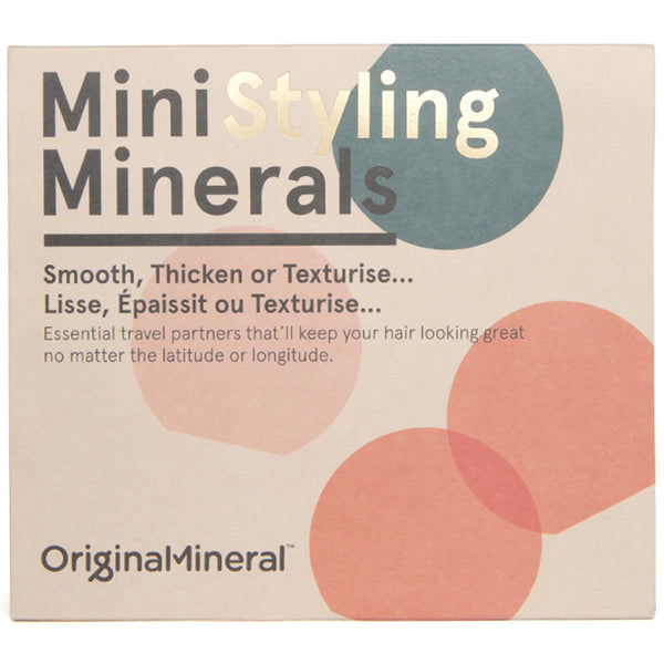 Mini Minerals Styling Kit
