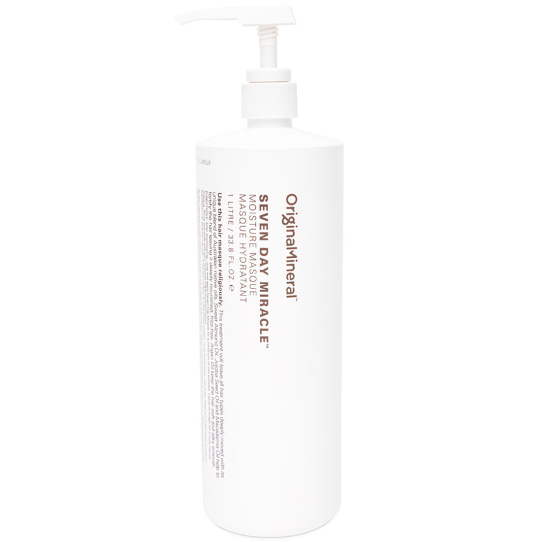 Seven Day Miracle Moisture Masque 1 Litre