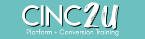 CINC 2U: Platform and Conversion Course | San Mateo, CA | November 5 - 6, 2020