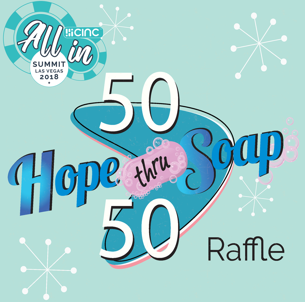 Hope Thru Soap Raffle | 5 for $10