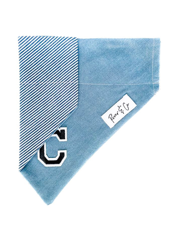 'Summertime Blues' Bandana