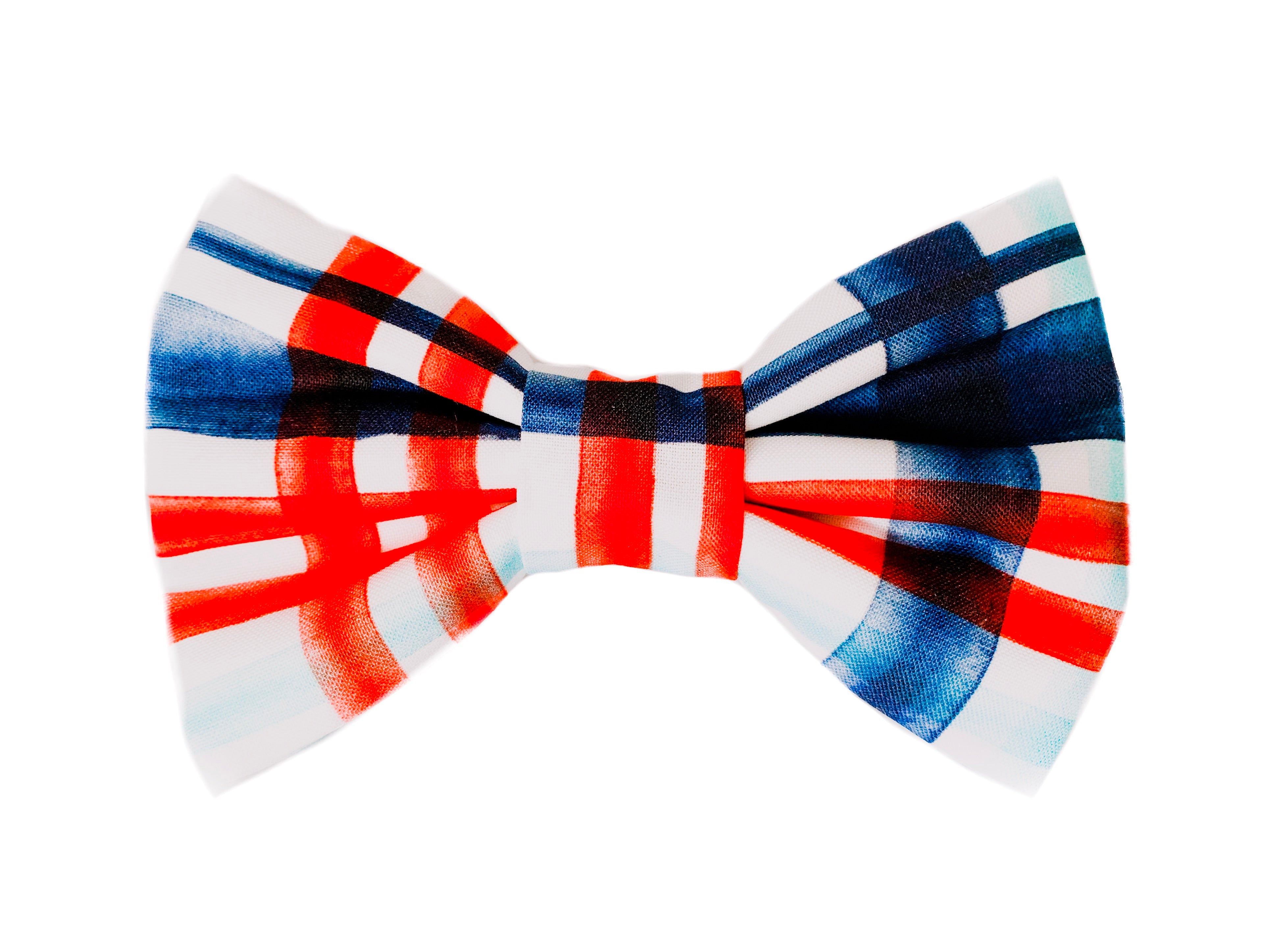 """Red, White & Blue"" Bowtie"