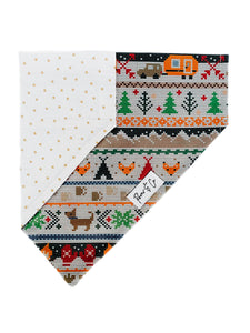'Christmas Sweater' Bandana