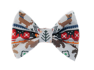 """Christmas Sweater"" Bowtie"