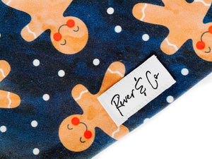 'Gingerbread Man' Bandana