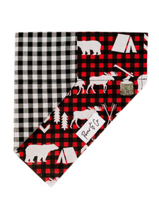 """Check Mate"" Bandana"
