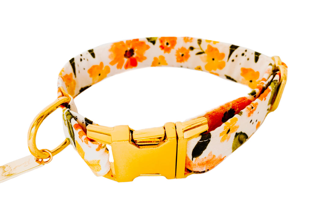 """Sunflower"" Collar"