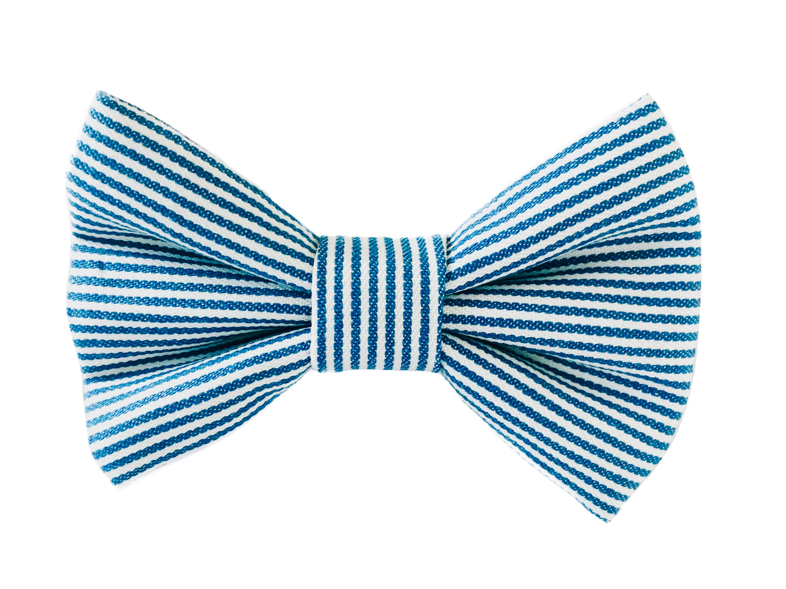 """Summertime Blues"" Bowtie"