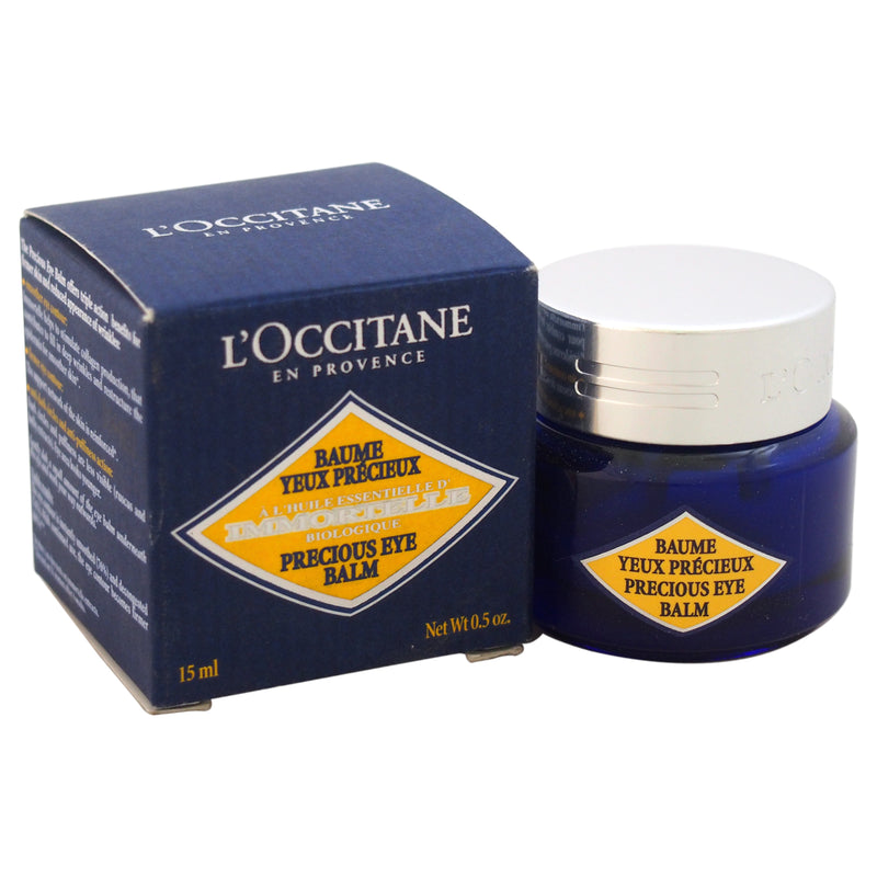 LOccitane Immortelle Harvest Eye Balm
