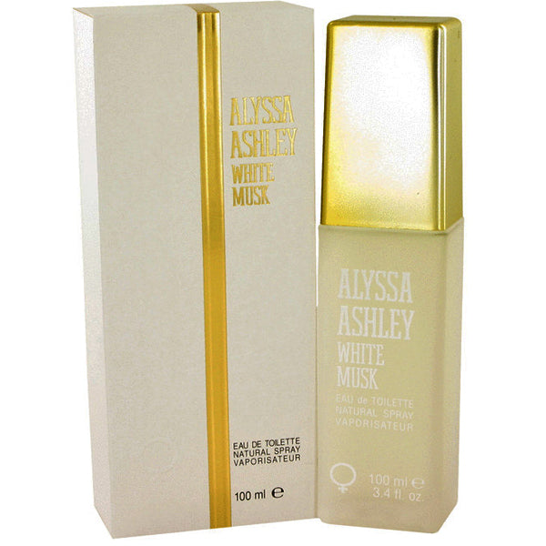 Alyssa Ashley White Musk by Alyssa Ashley for Women