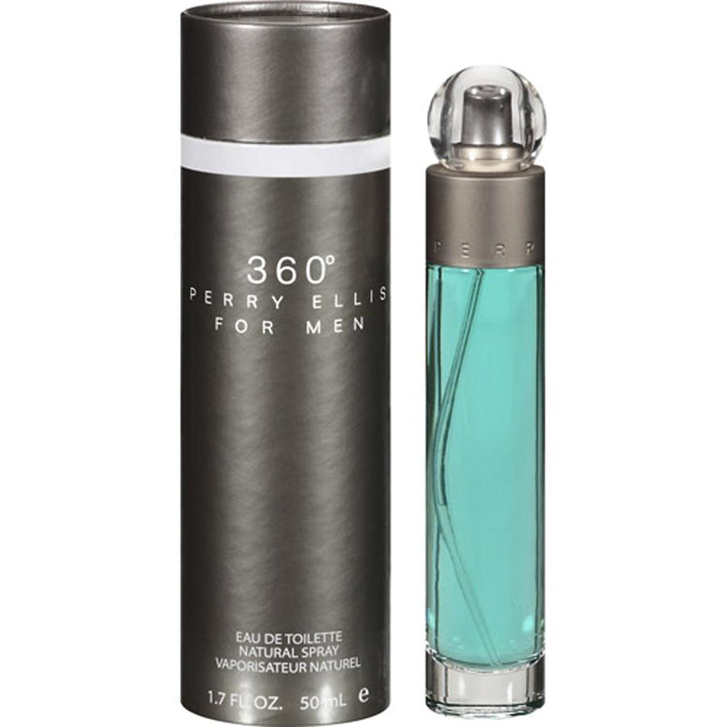 360 by Perry Ellis EDT Spray for Men 1.7oz