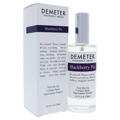 Blackberry Pie by Demeter for Women - 4 oz Cologne Spray