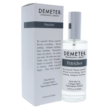 Petrichor by Demeter Cologne Spray for Unisex 4oz