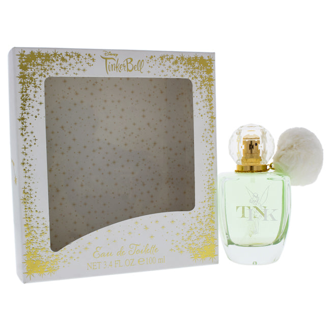Tinker Bell by Disney EDT Spray for Kids 3.4oz