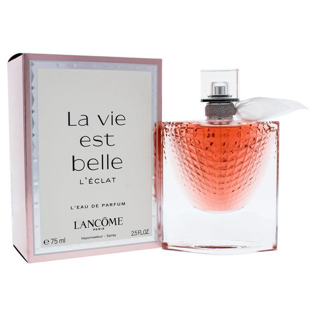 La Vie Est Belle LEclat by Lancome EDP Spray for Women 2.5oz