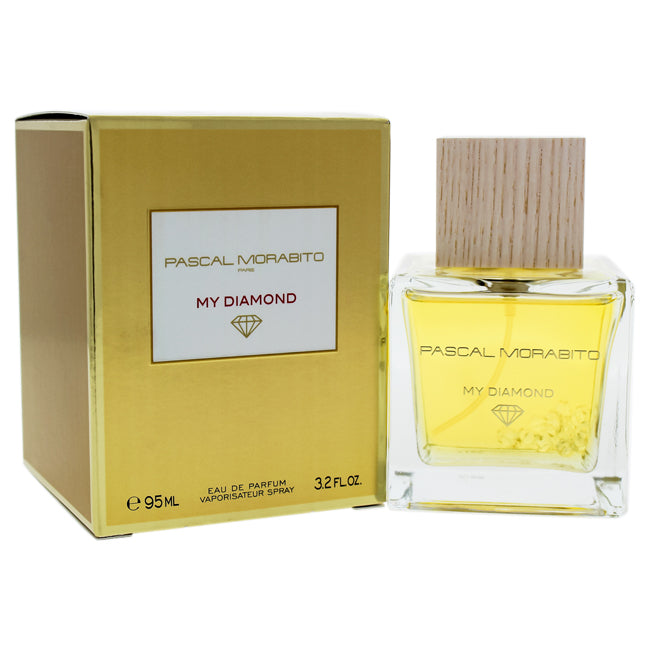 My Diamond by Pascal Morabito EDP Spray for Women 3.2oz