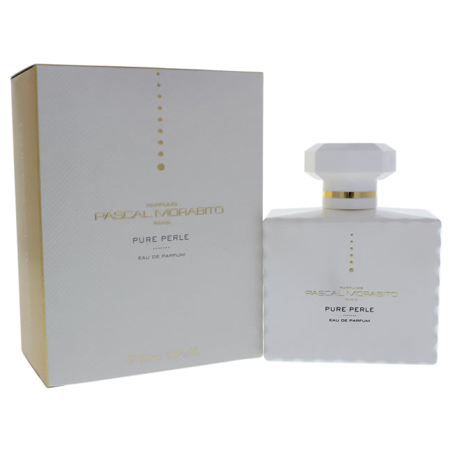 Pure Perle by Pascal Morabito EDP Spray for Women 3.3oz