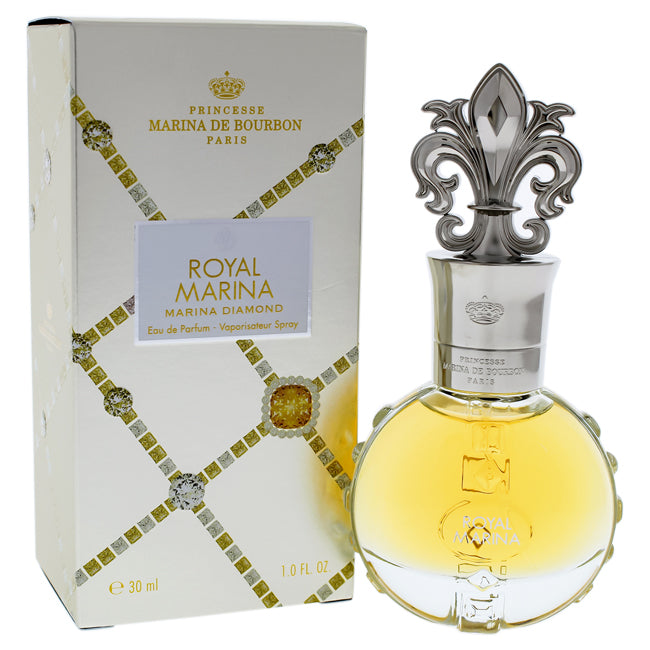 Royal Marina Diamond by Princesse Marina De Bourbon EDP Spray for Women 1oz
