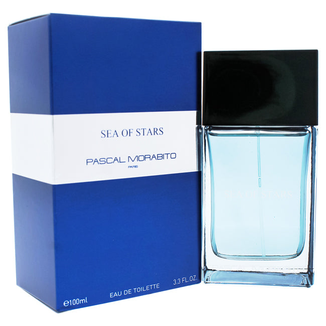 Sea of Stars by Pascal Morabito EDT Spray for Men 3.3oz