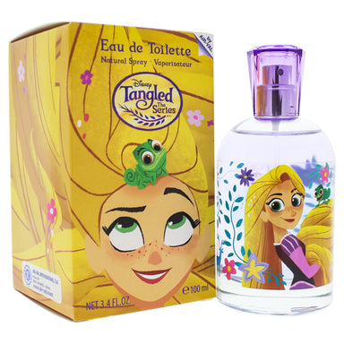 Tangled The Series by Disney EDT Spray for Kids 3.4oz