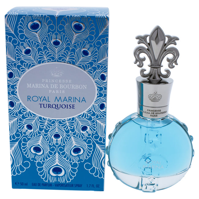 Royal Marina Turquoise by Princesse Marina de Bourbon for Women - 1.7 oz EDP Spray
