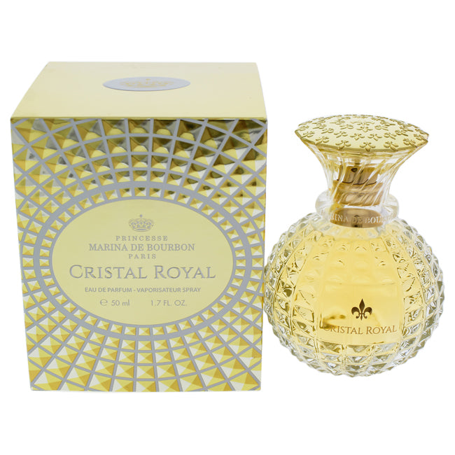 Cristal Royal by Princesse Marina de Bourbon EDP Spray for Women 1.7oz