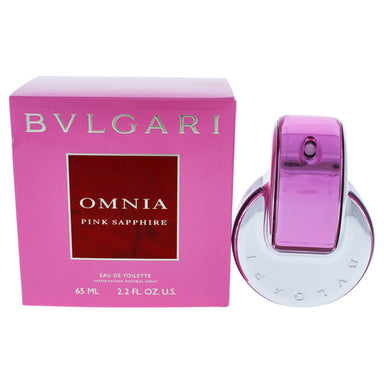 Omnia Pink Sapphire by Bvlgari for Women - 2.2 oz EDT Spray