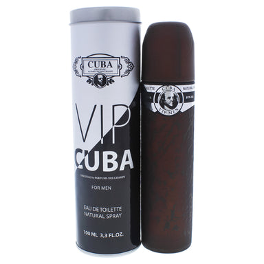 VIP by Cuba EDT Spray for Men 3.3oz