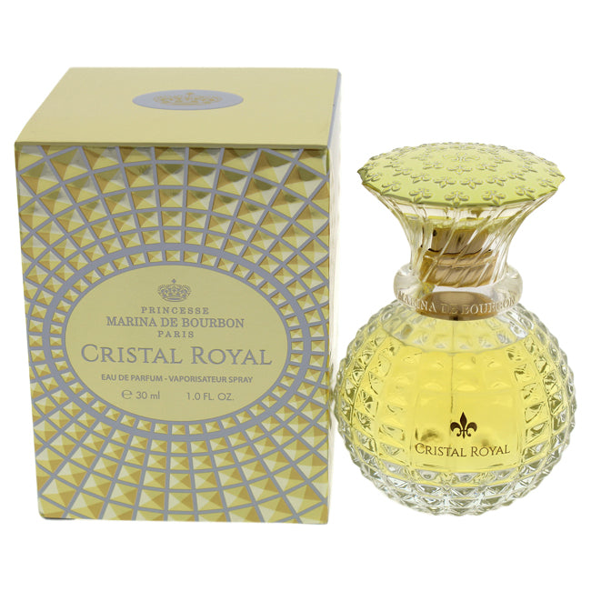 Cristal Royal by Princesse Marina de Bourbon for Women - 1 oz EDP Spray