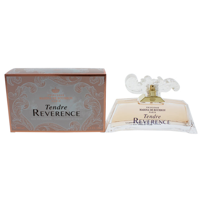Tendre Reverence by Princesse Marina de Bourbon EDP Spray for Women 3.4oz