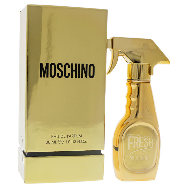 Gold Fresh Couture by Moschino EDP Spray for Women 1oz