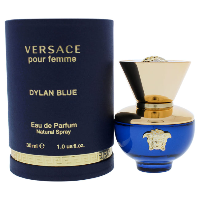 Dylan Blue by Versace EDP Spray for Women 1oz