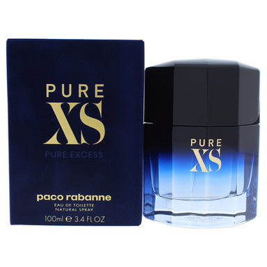 Pure XS by Paco Rabanne EDT Spray for Men 3.4oz