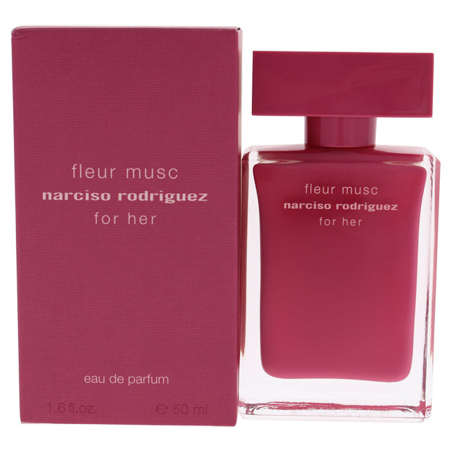 Fleur Musc by Narciso Rodriguez for Women - 1.6 oz EDP Spray