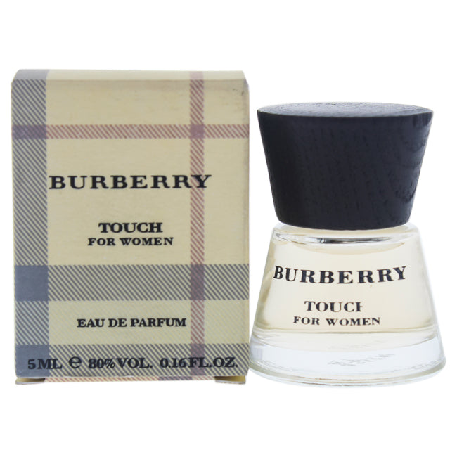 Burberry Touch by Burberry EDP Splash Mini for Women 0.16oz
